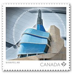 The Canadian Museum for Human Rights is the first museum solely dedicated to the evolution, celebration and future of human rights. Winnipeg, Manitoba.