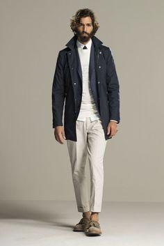 Brunello Cucinelli Spring 2016 Menswear Fashion Show Male Fashion Trends, Mens Fashion, Milan Fashion, Brunello Cucinelli, Casual Elegance, Men Looks, Vogue Paris, Fashion Show, Menswear