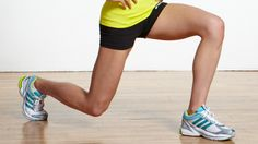 Knee Strength Workout - Use these seven excercises to strengthen your hips and bring relief to your knees.