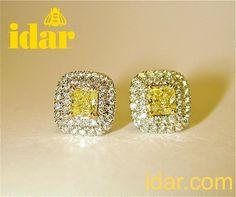Idar diamond earrings