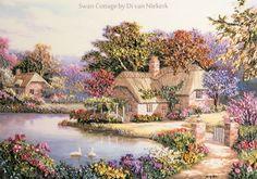 Swan Cottage by Di van Niekerk