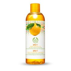 Spa Fit Toning Massage Oil