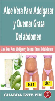 Aloe Vera Para Adelgazar y Quemar Grasa Del abdomen - Total Salud Green Beans, Vegetables, Tips, Food, Home, Health Remedies, Health And Beauty, Exercises, Recipes