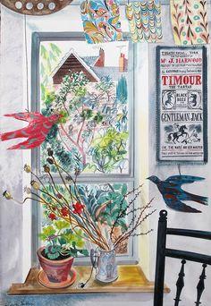 Emily Sutton watercolour, major solo exhibition at Yorkshire Sculpture Park. Yorkshire Sculpture Park, Book Illustration, Love Art, Painting & Drawing, Watercolour Painting, Illustrations Posters, Illustrators, Artsy, Abstract