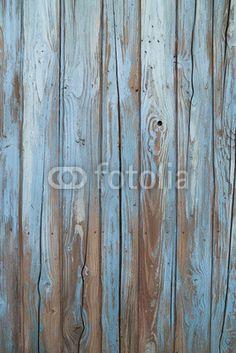 Papier peint papier peint effets de mati res bleus chambre - Tapisserie imitation bois ...