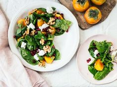 Pro tip: Throw some seasonal fruit in your salads to become a potluck hero.