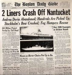 New England Travels: The Wreck of the SS Andrea Doria