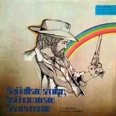 Franco Micalizzi - Sei Lellato Amico, Hai Incontrato Sacramento (Original Soundtrack 1972)