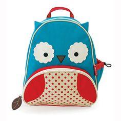 owl backpack for Eleanor $20    Birthday 2012