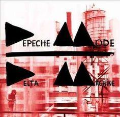 Depeche Mode - Delta Machine, Blue