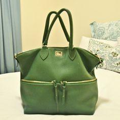 green #dooney