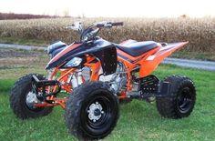 2008 Yamaha YFZ 450 S.E. Sport ATV