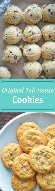 The warmest memories are those made with family!  Make memories with your kids by making the original Toll House Chocolate Chip Cookies!