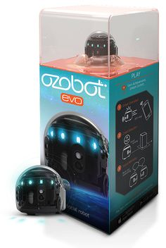 Evo, the smart and social robot toy | Ozobot