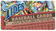 Who doesn't love collecting baseball cards?! Tides Baseball Cards Giveaway Thursday, June 11 at 7:05p, vs LV IronPigs Wednesday, July 1 at 7:05 pm vs. CHA Knights Thursday, August 20 at 7:05 pm vs COL Clippiers