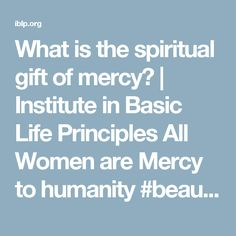 The 7 corporal 7 spiritual works of mercy catholic pinterest what is the spiritual gift of mercy negle Choice Image