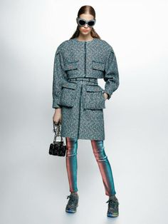CHANEL AW14 PHOTOGRAPHY BY KARL LAGERFELD