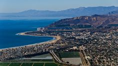 Aerial Photography Ventura Pier