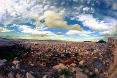 View Akropolis Athens :) Special Thanx to Gimp Team for Crazy Software...