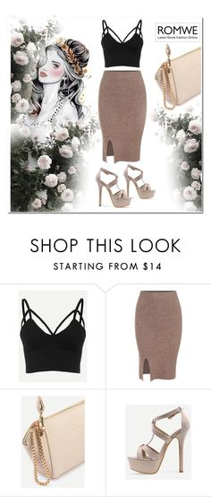 """""""Romwe 5/10"""" by smajicelma ❤ liked on Polyvore"""