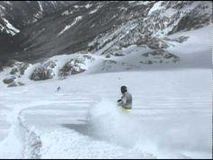 YOSH – MONTELL WILLIAMS SNOWBOARDING