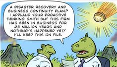 9 Critical Healthcare Business Continuity/Disaster Recovery Points