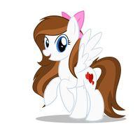Dorren adopt this pony   Her name is Akira