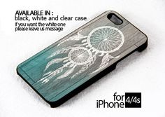 AJ 377 Dream Catcher Wood - iPhone 4/4s Case | FixCenter - Accessories on ArtFire