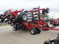 CaseIH  500T behind the Magnum 315 CVT tractor