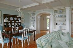 Traditional Dining Room - Found on Zillow Digs