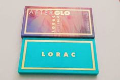 Ami's Magic Box: [LORAC] AfterGLO Eye Shadow Palette http://amismagicbox.blogspot.com/2014/11/lorac-afterglo-eye-shadow-palette.html