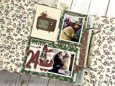 Celebrate the Season! by Jen McMurtrey – Simple Stories Christmas Scrapbook Layouts, Jingle All The Way, Simple Stories, Make It Through, Christmas Movies, Things To Come, Seasons, Baseball Cards, Celebrities