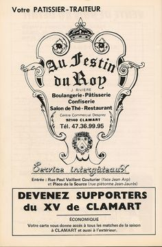 Calendrier 1985-1986 - 2ème Division - Page 20