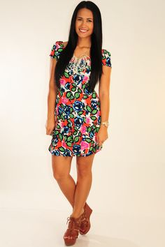 Nothing Like You Dress: Multi - Use the promo code HOLLIREP to get 10% off of every order plus get FREE SHIPPING always!