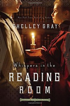 Whispers in the Reading Room (The Chicago World's Fair Mystery Series) by Shelley Gray http://www.amazon.com/dp/0310338492/ref=cm_sw_r_pi_dp_twNAwb0D5ZD8H