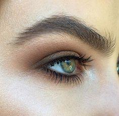 Eye makeup by Ania Milczarczyk