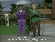 New trendy GIF/ Giphy. swag swag it out swagger mr rogers swagga. Let like/ repin/ follow @cutephonecases