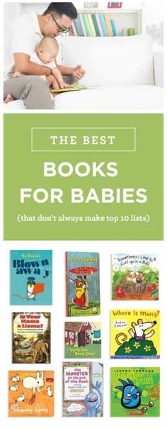 Some of the best board books for infants and toddlers that don't always make the top 10 lists. Great for baby shower gifts or just expanding your baby's first library. Baby's First Books, Good Books, Best Baby Shower Gifts, Baby Shower Parties, Toddler Books, Childrens Books, Toddler Fun, Best Baby Book, Kids Library