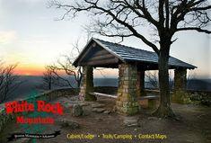 White Rock Mountain Arkansas
