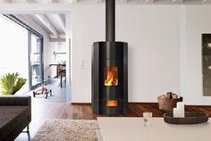 Homeplaza - Mit einem modernen Kaminofen das ganze Haus beheizen - Heiztechnik mit Wohlfühlfaktor