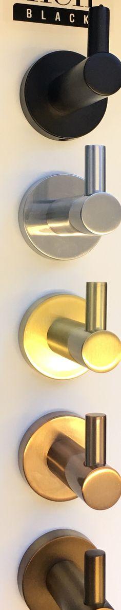 SATIN NICKEL Rail Handle 160mm // 320mm - Carlisle Brass Fingertip