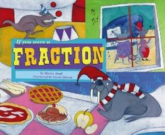 If You Were a Fraction (Math Fun):   Fraction game