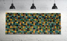 Mozaika drewniana zamówienie dekoracje sciana obraz płaskorzeźba
