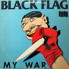 Black Flag - My War at Discogs