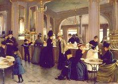 Póngame un café: Los Cafés de Jean Béraud