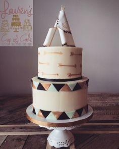 #teepee #cake #teepeecake #laurenscupofcake