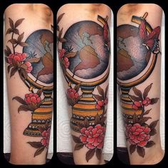 Amazing!! By Claudia de Sabe. #neotraditional