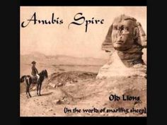 """""""Ransom"""", a cool song from the album Old Lions from Anubis Spire. Progressive Rock, Anubis, Rock Music, Lions, Album, Parrots, Movie Posters, Pirates, Clock"""