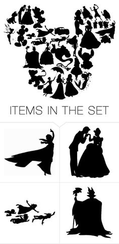 """Disney!"" by laniocracy ❤ liked on Polyvore featuring art and lanitopart"
