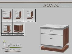 NynaeveDesign's Sonic Kitchen Counter